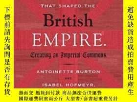 二手書博民逛書店Ten罕見Books That Shaped The British Empire-塑造大英帝國的十本書Y43