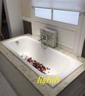【麗室衛浴】BATHTUB WORLD 高級鑄鐵浴缸100*70*40CM  厚實亮面釉超耐用!!