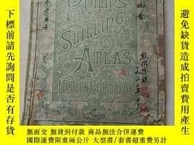 二手書博民逛書店Philips罕見shilling atlas of moder