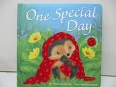 【書寶二手書T3/少年童書_D3N】One Special Day_M. Christina Butler