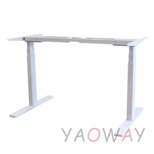 【耀偉】國產四段記憶 智慧型電動升降桌。桌腳(工作桌/辦公桌/電腦桌/主管桌/兒童成長桌/書桌)