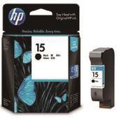 C6615DA HP 15 黑色墨水匣 適用 DJ810c/840c/845c/920c/948c/3820/Officejet 5110/v40/PSC 500/750/950