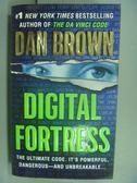 【書寶二手書T2/原文小說_NNB】Digital Fortress_Dan Brown