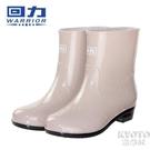 雨鞋女時尚款外穿水鞋女雨靴女士防水鞋短筒防滑膠鞋水靴套鞋 京都3C