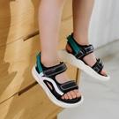 男童涼鞋 男童涼鞋夏季新款潮正韓中大童時尚兒童鞋軟底防滑男寶寶小童-Ballet朵朵
