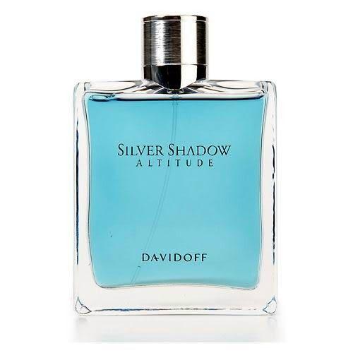Davidoff Silver Shadow Altitude 飛行者淡香水 50ml