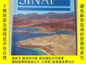 二手書博民逛書店Sinai罕見and the Red Sea: Pictoria