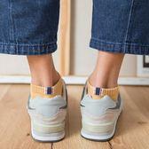 男襪子男純棉短襪短筒春款防臭吸汗運動韓版韓國日繫男士襪子潮 降價兩天