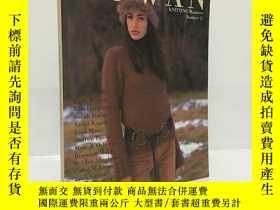 二手書博民逛書店ROWAN罕見KNITTING & CROCHET Magazine Number 32Y174741 ROW
