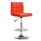 ONE HOUSE-金尼吧台椅(紅皮/白皮/淺褐皮/黑皮)