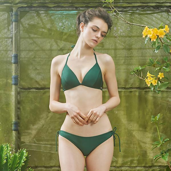 LeRêveParis  AIRise 法式空氣美型比基尼泳衣 -寶石綠