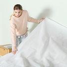 ✭米菈生活館✭【Z57-1】防塵無紡布遮蓋罩 居家 打掃 大掃除 灰塵 發霉 出國 床罩 裝修 蓋布 家具