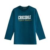 『小鱷魚童裝』印花T恤(02號~20號)556421