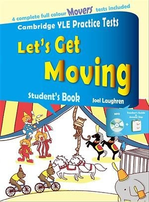 Let's Get Moving, Student's Book+Answer key+MP3