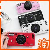 個性創意相機殼OPPO F1S A73 A75 A75S AX5 A3 A57手機殼保護殼套全包邊軟殼滴膠殼質感舒適手感