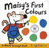 Maisy's First Colours 波波玩顏色硬頁書