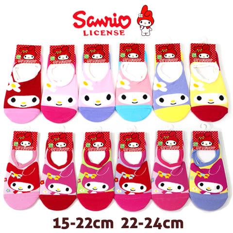 Melody襪套 多款系列 美樂蒂 台灣製 三麗鷗 Sanrio