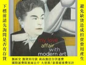 二手書博民逛書店My罕見Love Affair with Modern ArtY410016 Katharine Kuh Ar