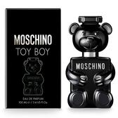 MOSCHINO 莫斯奇諾 黑熊男性淡香精(100ml)-公司貨