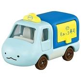 小禮堂 TOMICA多美小汽車 角落生物 造型小貨車 食物攤車 玩具車 模型車 (藍 恐龍) 4904810-16986