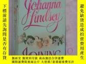 二手書博民逛書店JOINING罕見《融合》情愛小說Y85718 JOHANNA