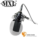 【缺貨】美國品牌 MXL 770X 電容式麥克風套組 (麥克風指向:心形/8字型/全指向) 含避震架/口水罩