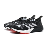 ADIDAS 慢跑鞋 X9000L3 W BOOST 黑白 雪花 休閒鞋 女(布魯克林) EH0047