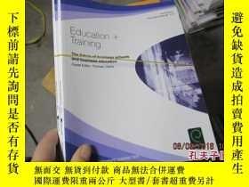 二手書博民逛書店education罕見+ training 2013 vol 5