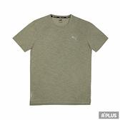PUMA 男 圓領T(短) 訓練系列Fav Energy短袖T恤(M) 排汗 透氣-52014773
