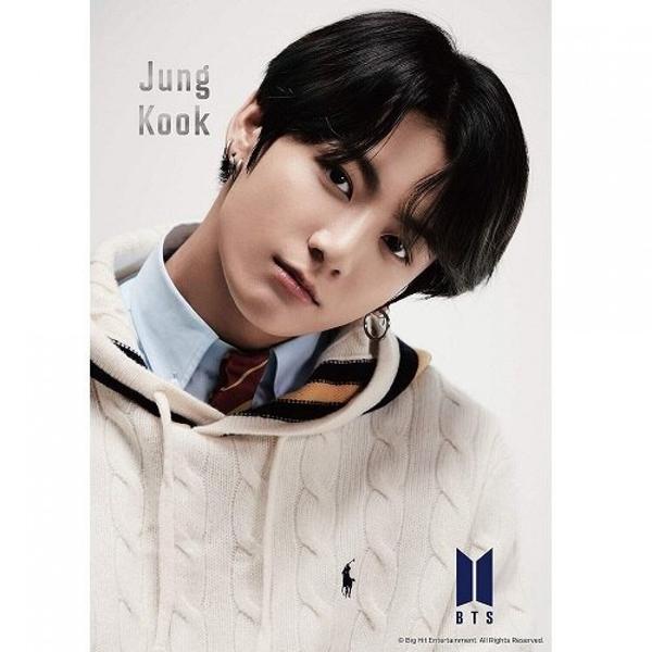 《BTS拼圖》BTS拼圖MAP OF THE SOUL:7-JUNGKOOK-108片 / JOYBUS歡樂寶貝