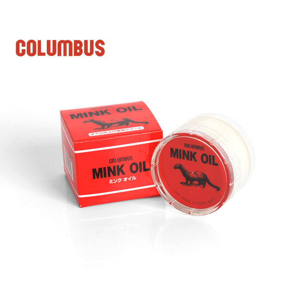 Columbus Mink Oil 日本進口貂油 皮革保養油