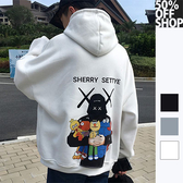惡搞卡通SHERRY SETTYE連帽TEE【002743AAAB】50%OFF SHOP