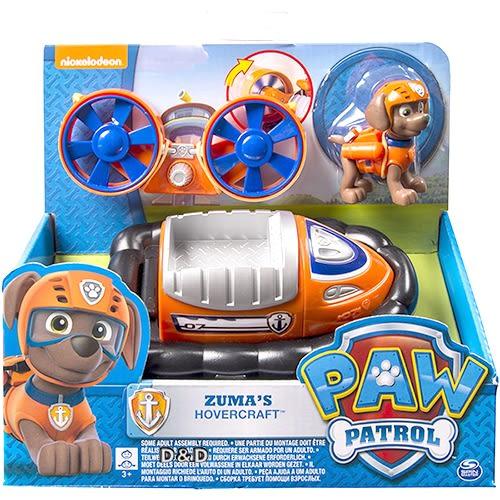 《 汪汪隊立大功 paw patrol 》基本車輛組3 - 路馬(橘) ╭★ JOYBUS玩具百貨