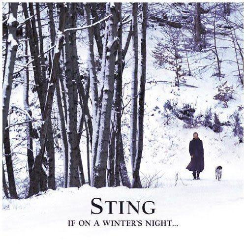 史汀 冬季傳說 CD (音樂影片購)