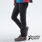PolarStar 中性 Soft Shell保暖褲『黑』P18429 休閒褲.登山褲.輕量褲.運動褲.防水褲.保暖褲.台灣製造