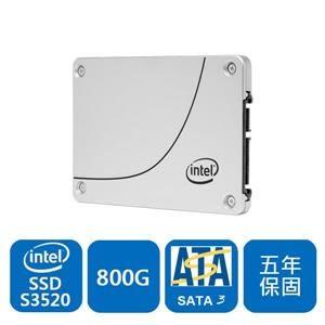 【綠蔭-免運】Intel S3520-SSDSC2BB800G701