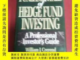 二手書博民逛書店hedgefund罕見investing 對衝基金投資Y8088