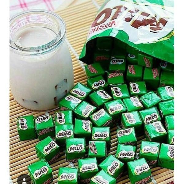 能量方塊可可 巧克力磚 美祿 MILO 能量巧克力方塊 275g 100顆入