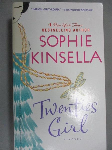 【書寶二手書T1/原文小說_KGZ】TWENTIES GIRL 1920魔幻女孩_Sophie Kinsella