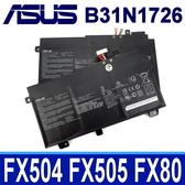 ASUS B31N1726 3芯 原廠電池 ROG Strix G531 TUF FX504 TUF FX504GE TUF FX504GD TUF FX504GE TUF FX505
