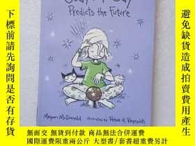 二手書博民逛書店Judy罕見Moody Predicts the FutureY11016 Megan McDonald Ca