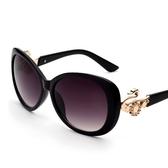 太陽眼鏡-偏光精美天鵝歐美時尚抗UV女墨鏡4色71g44【巴黎精品】