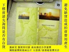 二手書博民逛書店THE罕見SUN ALSO RISES 太陽也升起了Y203004
