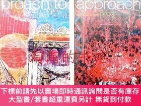 二手書博民逛書店季刊アプローチ罕見approach 1970年 Spring EXPO 70 + 1970年 Summer Spe