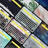 電腦膜羅技全覆蓋鍵盤膜防塵罩鍵盤貼保護膜貼紙【極簡生活館】