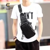 新款街頭韓版胸包休閒腰包潮包 運動單肩包 背包新款後背包斜背包