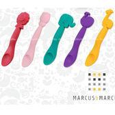 加拿大 Marcus & Marcus 動物樂園矽膠餵食湯匙 329967 好娃娃