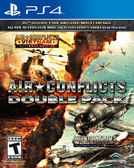 PS4 Air Conflicts - Double Pack 藍天對決 雙重包(美版代購)