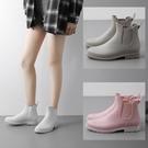 雨鞋女時尚款外穿水鞋雨靴防滑短筒韓國可愛...