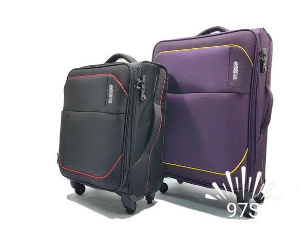 新秀麗 AT美國旅行者 - Warren 輕量可加大 行李箱/旅行箱-26吋-(2色)